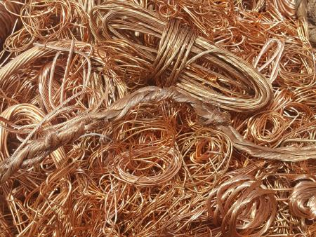 Bare Bright Copper Wire