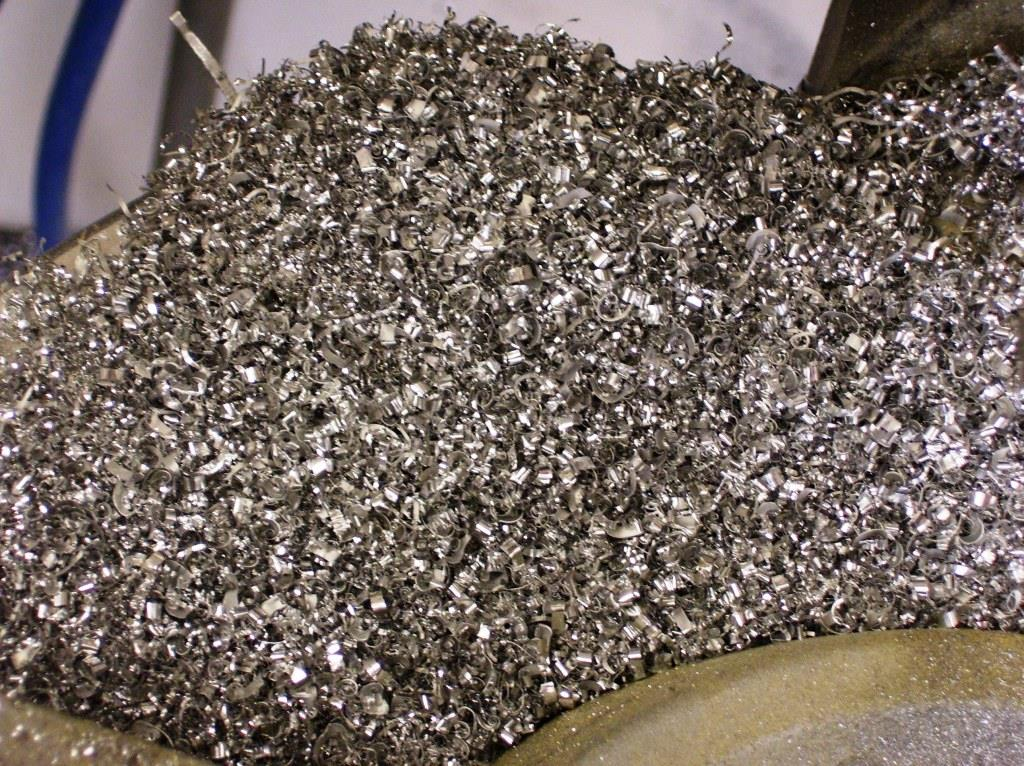 metalshavings Latest from Always Buying Scrap